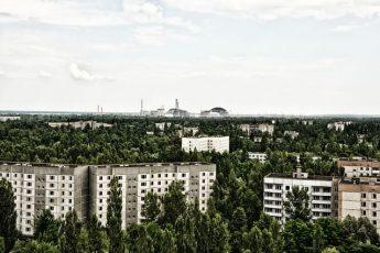 Chernobyl, Pripyat