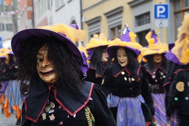 Walpurgis Night witches